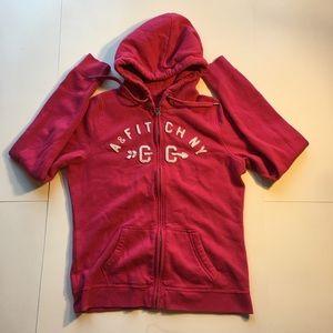 ABERCROMBIE & FITCH Women's Full Zip Jacket